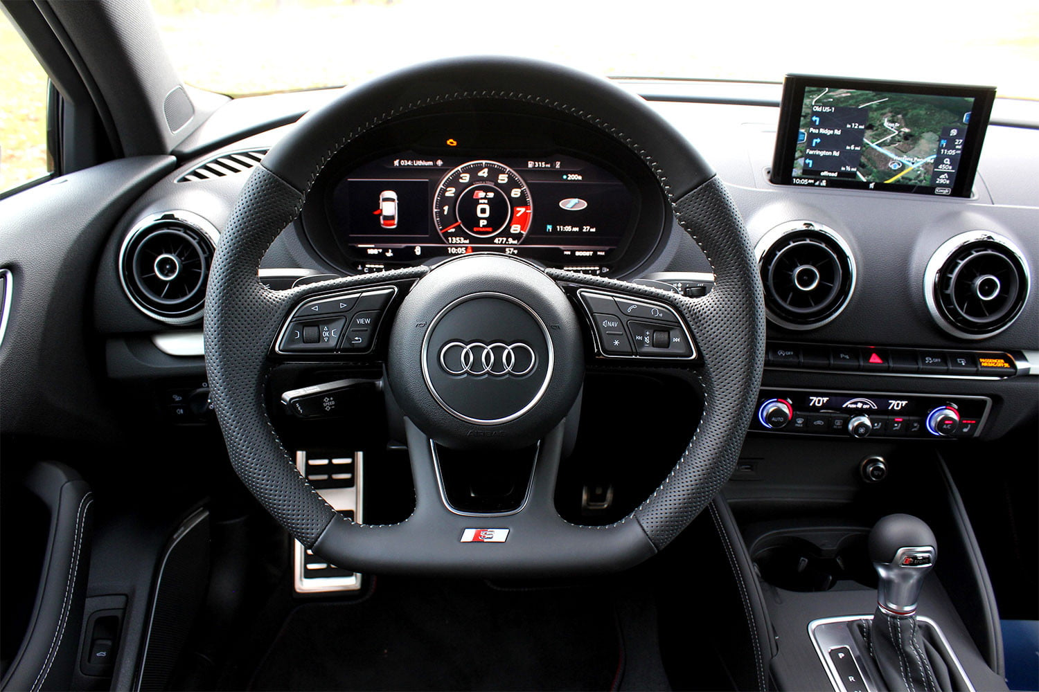 2017 Audi S3 First Drive Impressions Digital Trends