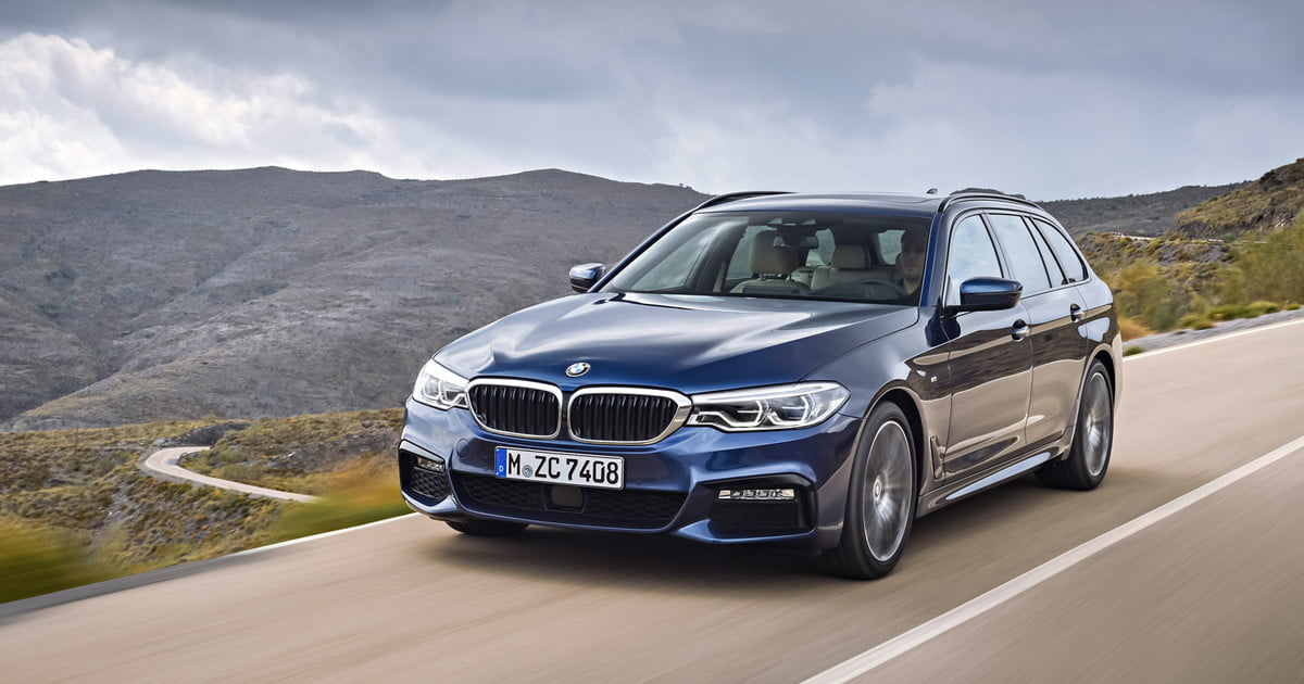 2017 bmw 5 series touring news specs performance pictures digital trends. Black Bedroom Furniture Sets. Home Design Ideas