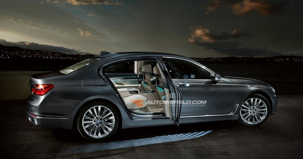 2016 bmw 7 series news specs leaks digital trends. Black Bedroom Furniture Sets. Home Design Ideas
