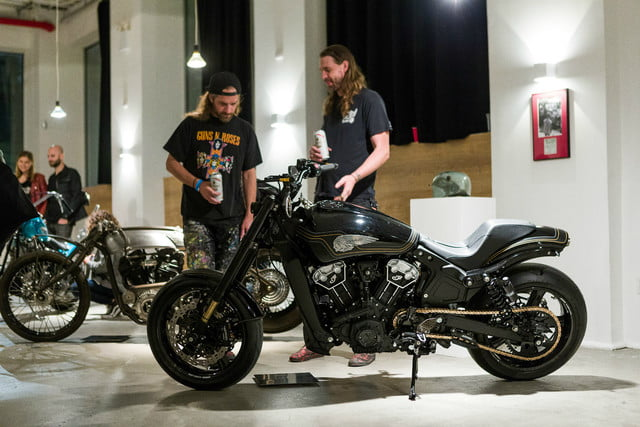 2017 Brooklyn Invitational Custom Motorcycle Show