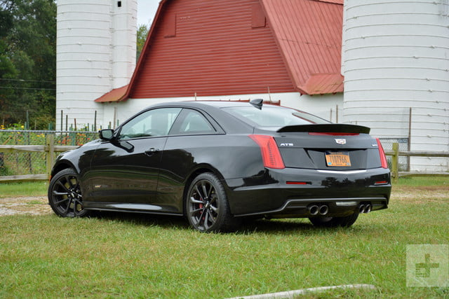 2017 Cadillac Ats V Coupe Review 422