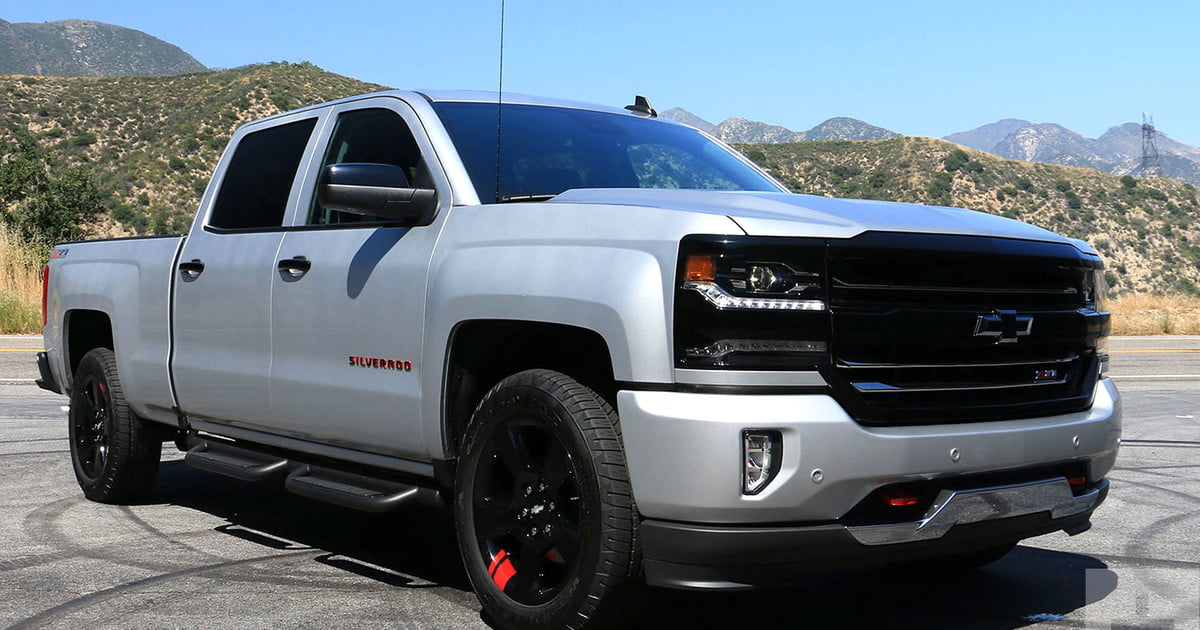 2017 chevrolet silverado 1500 ltz z71 4wd review digital trends. Black Bedroom Furniture Sets. Home Design Ideas