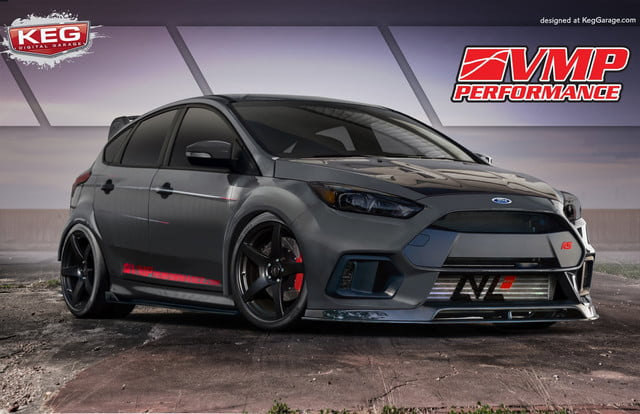 "2017 Focus RS ""TriAthlete"" by VMP Performance"