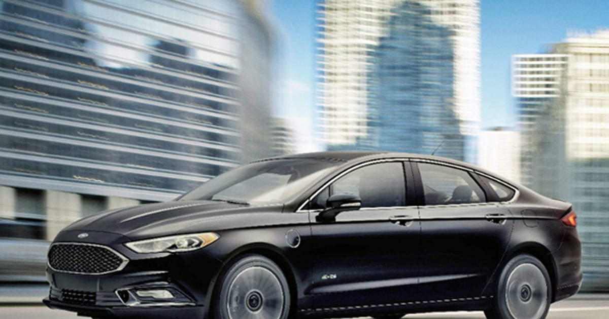 2017 Ford Fusion Energi Pricing For Sale Edmunds Autos Post