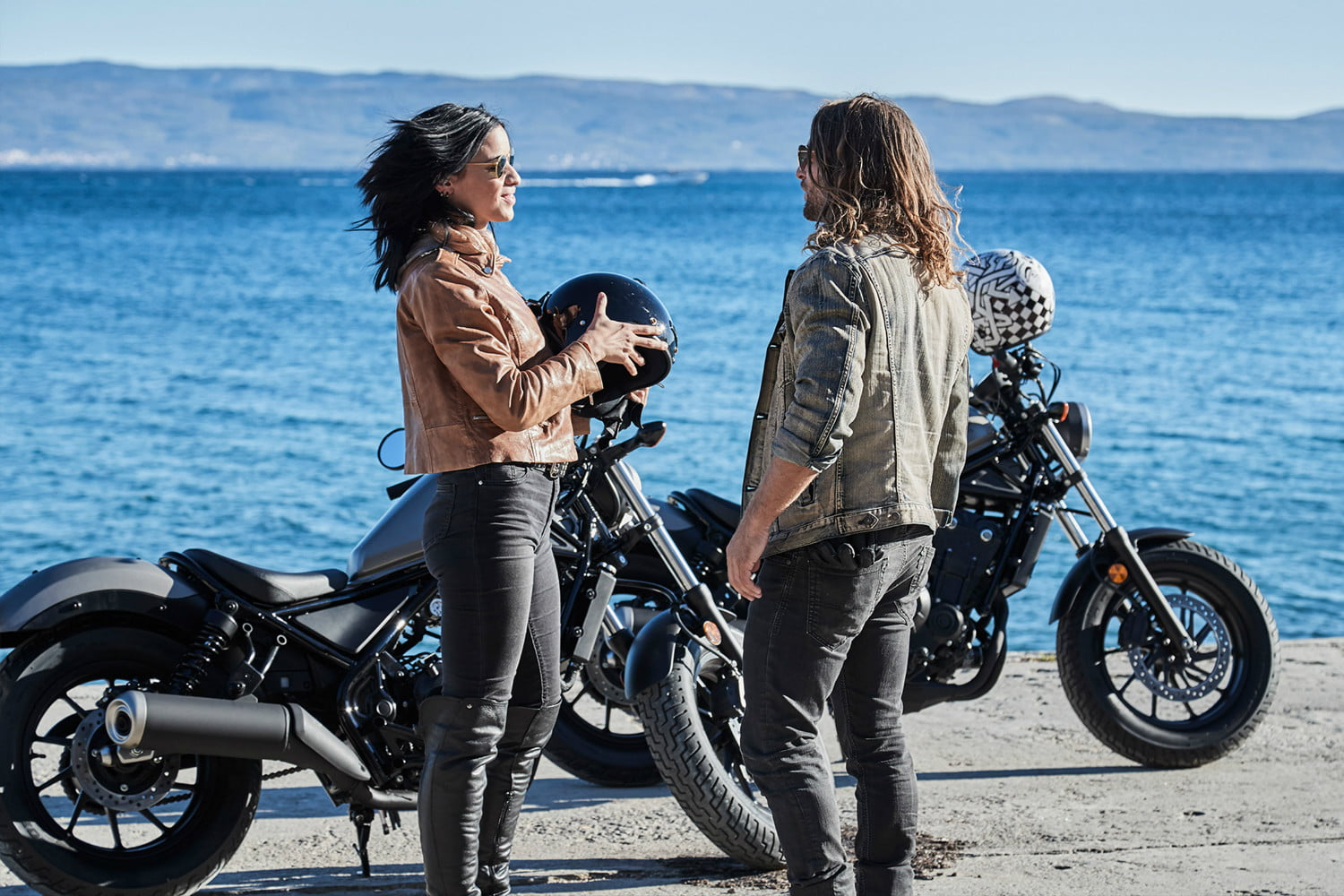 Honda S 2017 Rebel 500 Abs Ticks The Boxes For Everyday Riding