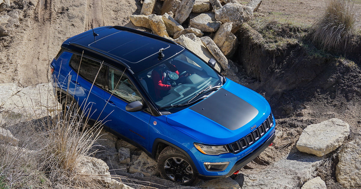 2017 Jeep Compass Review: Best Compact SUV on Market?