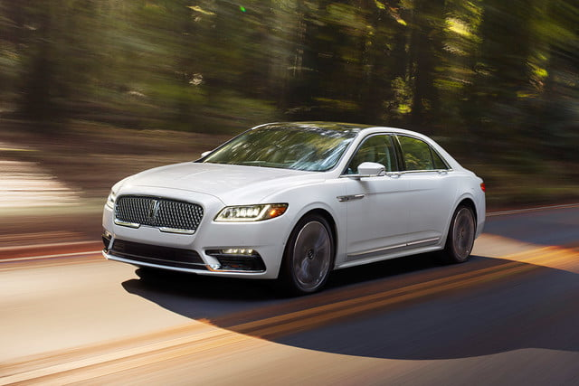 2016 detroit auto show 10 best cars 2017 lincoln continental