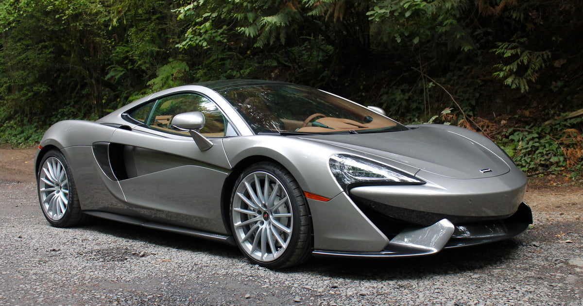 2017 McLaren 570GT Review | Digital Trends