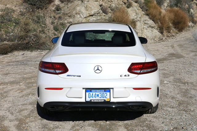 2017 Mercedes-AMG C43 Coupe