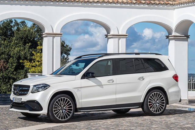 maybach ultra luxury suv rumors 2017 mercedes benz gls amg 63 138