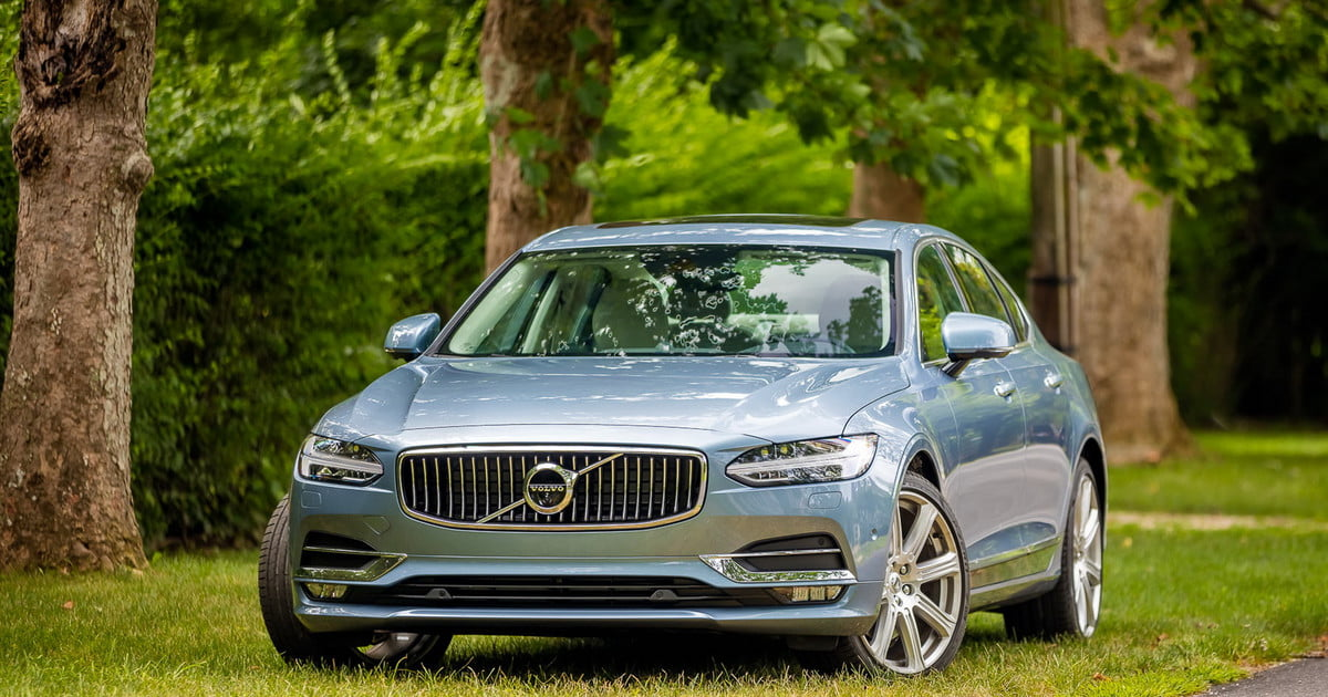 2017 Volvo S90 T6 Review | Digital Trends