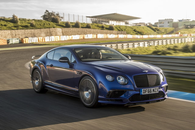 2017 bentley continental supersports first drive firstdrive 432
