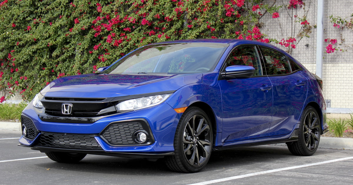 10Th Gen Civic >> 2017 Honda Civic Hatchback Sport In-Depth Review | Digital Trends