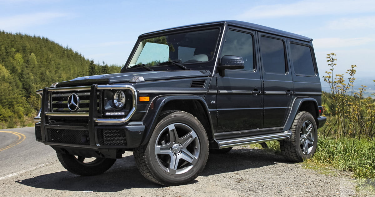 2017 mercedes benz g550 review pictures specs video for Mercedes benz g wagon review