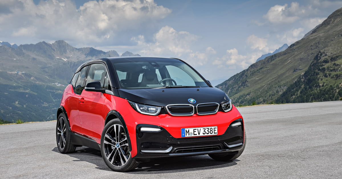 2018 bmw i3 news range specifications performance price digital trends. Black Bedroom Furniture Sets. Home Design Ideas