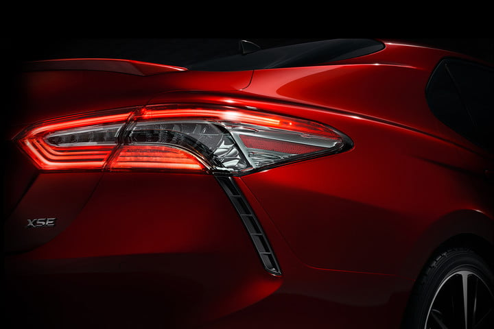 From bland to bold? New look teased for the 2018 Toyota Camry
