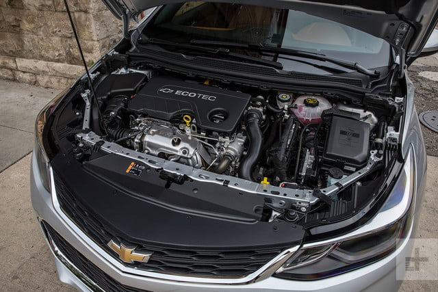 2018 Chevrolet Cruze Hatch Diesel First Drive Review | Digital Trends