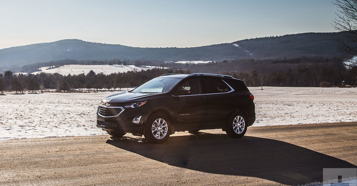 2018 chevrolet equinox lt diesel awd review digital trends. Black Bedroom Furniture Sets. Home Design Ideas