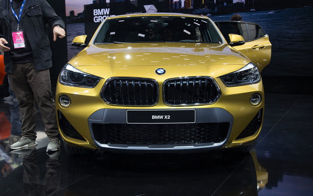the 2018 bmw x2 takes its official worldly bow in detroit  16