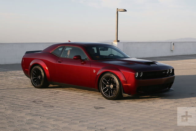 2018 Dodge Challenger Srt Hellcat Widebody Review Digital Trends
