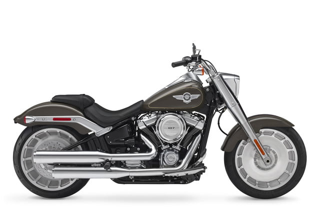 2018 Harley-Davidson Fat Boy
