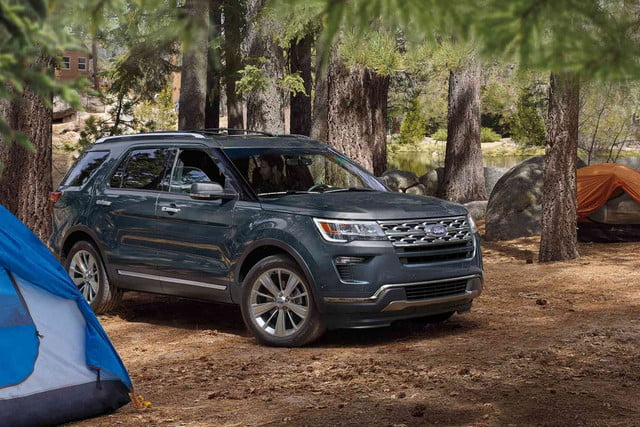 2018 Ford Explorer | Pictures, Specs, Performance, Release Date