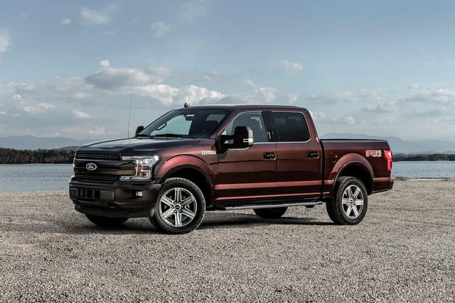Ford F  Lariat Sport Appearance Package