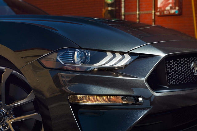 2018 Ford Mustang LED Headlamps