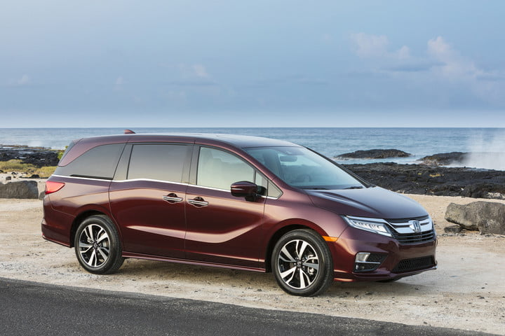 2018 Honda Odyssey News Pictures Specs Features Digital Trends