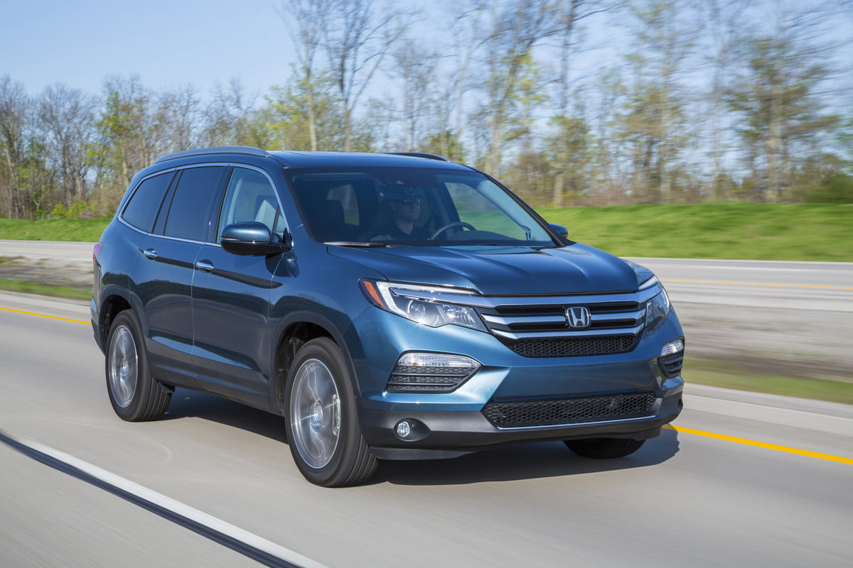2018 Honda Pilot Release Date Pictures Specs Prices Features Digital Trends