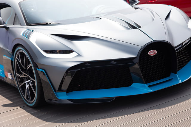 Bugatti Bugatti Divo Monterey Car Week Pebble Beach 2018