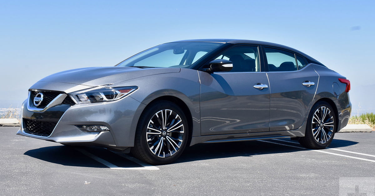 2018 Nissan Maxima First Drive Review | Digital Trends