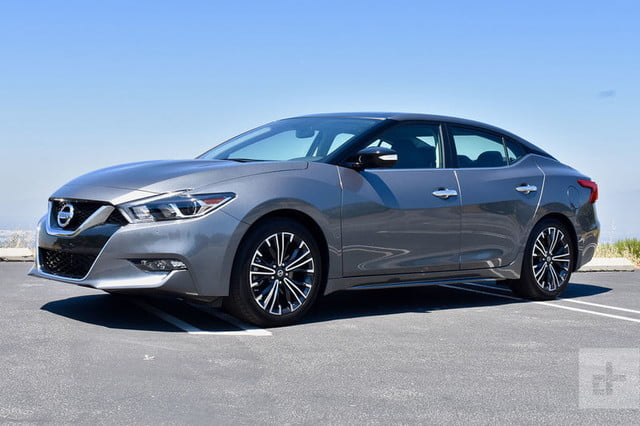 2018 Nissan Maxima Review