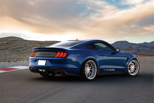 Shelby 1000 Mustang | Official Photos, Details, Specs, And More