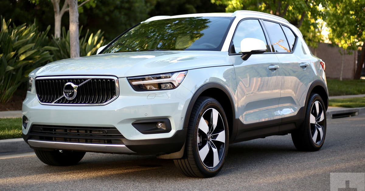 2018 Volvo XC40 Review | Digital Trends