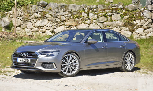 2019 Audi A6 first drive review   Digital Trends