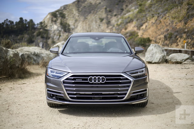 Audi A First Drive Review Digital Trends - A8 audi
