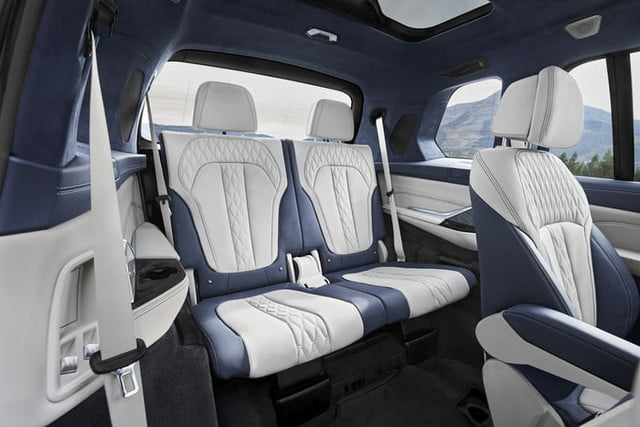 2020 bmw x7 news pictures specs performance price 2019 21