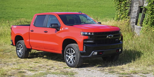 2019 Chevrolet Silverado Full Line First Drive | Digital Trends