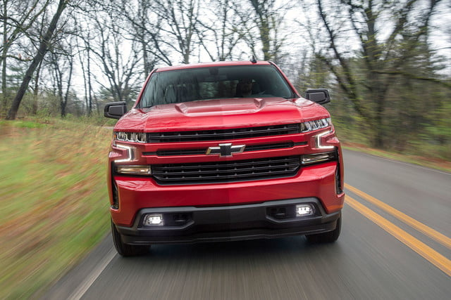 2019 Chevrolet Silverado First Drive Review | Digital Trends