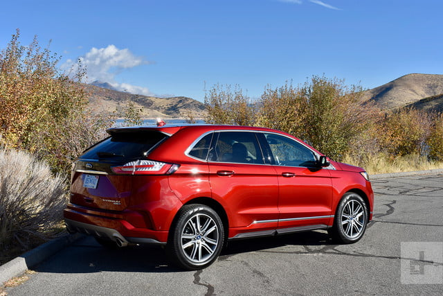 2019 Ford Edge First Drive Review | Digital Trends