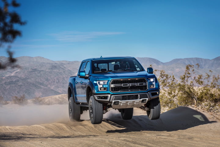 Ford Plans Electric Hybrid Versions Of The F 150 Pickup Truck