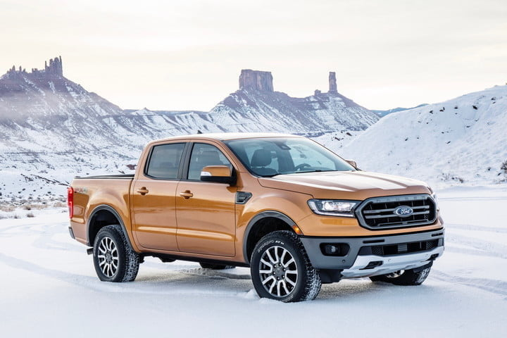 2019 Ford Ranger online configurator launched, pricing revealed