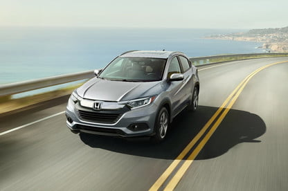 Honda HR-V vs  Honda CR-V | Price, Specs, Performance, and