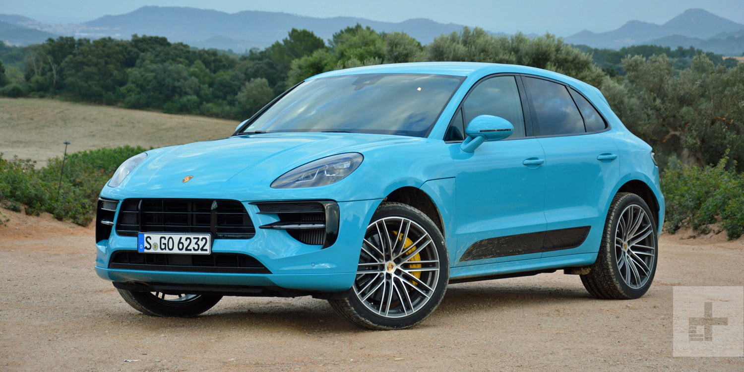 2019 Porsche Macan S Review Small Fun Affordable For A Porsche