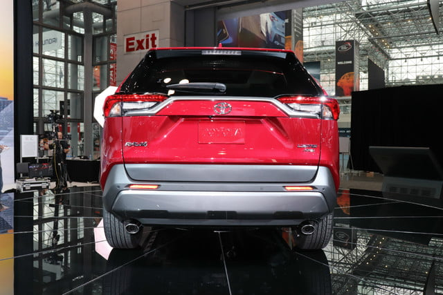 2019 Toyota RAV4 Arrives In New York With More Style New