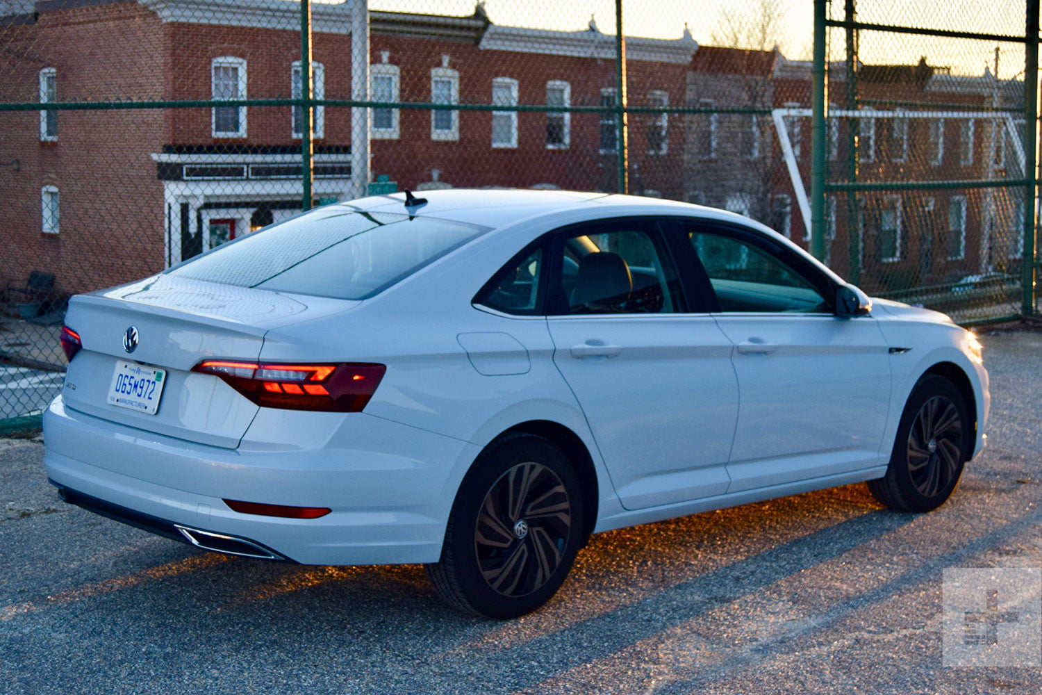 904965f0d 2019 Volkswagen Jetta Review: Massive And Full Of Tech | Digital Trends