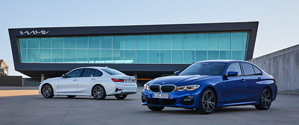 The all-new 3 Series proves BMW can still build a compelling sport sedan