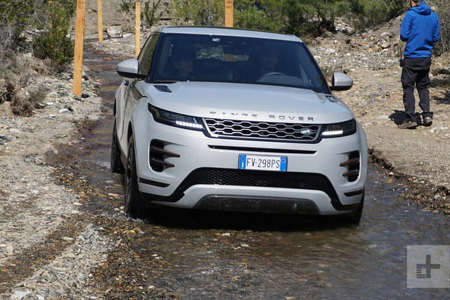 The Range Rover Evoque Is All New For 2020, And It Feels Great