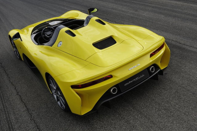 Dallara Stradale Is A Sports Car From A Company Known For Its Race - Current sports cars